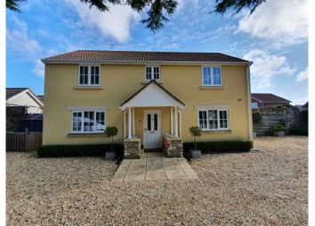 Thumbnail 4 bed detached house for sale in Crimchard, Chard