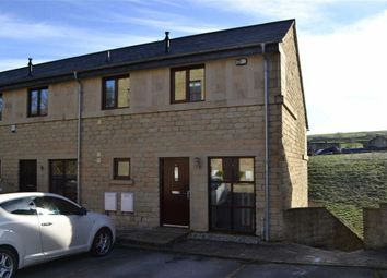 Thumbnail 4 bed town house for sale in 11, Lower Sunny Bank Court, Meltham