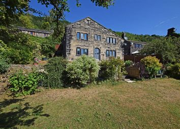 Thumbnail 6 bed detached house for sale in Jumble Holes, Hebden Bridge