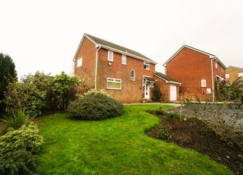 Thumbnail 4 bed detached house for sale in Marston Close, Lostock, Bolton