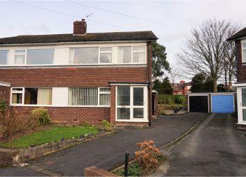 Thumbnail 3 bed semi-detached house for sale in Lidgett Court, Leeds