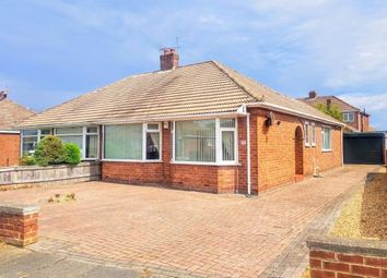 Thumbnail 2 bed bungalow for sale in Cradley Drive, Middlesbrough
