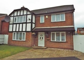 Thumbnail 4 bed detached house to rent in Stanner Close, Callands, Warrington