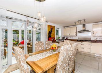Thumbnail 4 bed detached house for sale in Clos Tyn Y Coed, Sarn, Bridgend