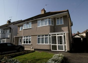 Thumbnail 3 bed semi-detached house for sale in Chatham Avenue, Hayes, Kent