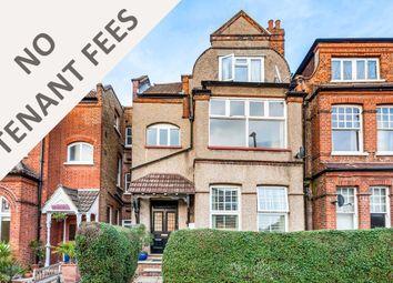 Thumbnail 2 bedroom flat to rent in Emanuel Avenue, London