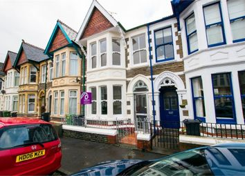 Thumbnail 4 bed terraced house to rent in Northumberland Street, Cardiff, South Glamorgan
