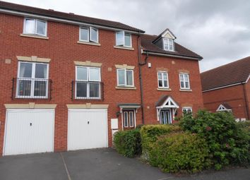 Thumbnail 3 bed terraced house to rent in Davey Road, Saxon Park, Tewkesbury