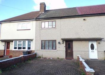 Thumbnail 2 bed terraced house for sale in Blackborne Road, Dagenham