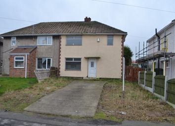 Thumbnail 3 bed semi-detached house to rent in Laburnum Avenue, Sunnyside, Rotherham