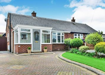 Thumbnail 3 bed bungalow to rent in Lydgate Close, Denton, Manchester