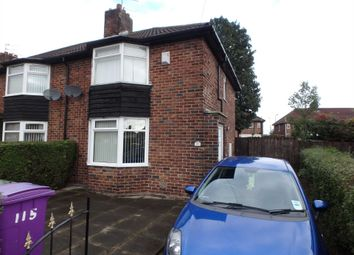 Thumbnail 3 bed semi-detached house to rent in Stonefield Road, Dovecot, Liverpool