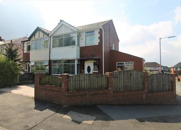 Thumbnail 3 bed semi-detached house for sale in Hill Cot Road, Bolton