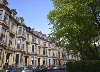 Thumbnail 3 bedroom flat to rent in 10 Athole Gardens, Dowanhill, Glasgow