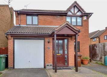 Thumbnail 3 bedroom property to rent in Martindale Close, Loughborough