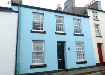 Thumbnail 3 bed terraced house for sale in 69 Malew Street, Castletown