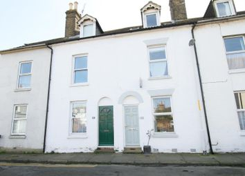 Thumbnail 4 bed terraced house for sale in Essex Street, Whitstable