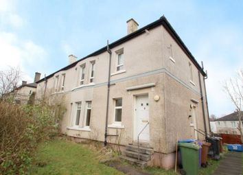 Thumbnail 2 bed flat for sale in Harport Street, Thornliebank, Glasgow