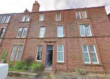 Thumbnail 2 bed flat for sale in 30, Gateside Street, Flat 1-1, Largs KA309Lj