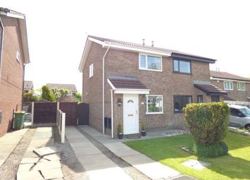 Thumbnail 2 bed semi-detached house for sale in Ash Meadow, Lea, Preston