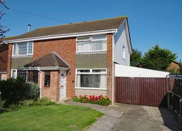Thumbnail 2 bed semi-detached house for sale in Fir Tree Road, Hayling Island