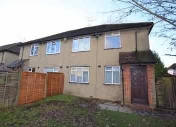 Thumbnail 2 bed flat to rent in Bushey Mill Lane, Watford