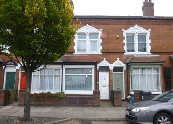 Thumbnail 3 bedroom terraced house for sale in Fashoda Road, Selly Park, Birmingham