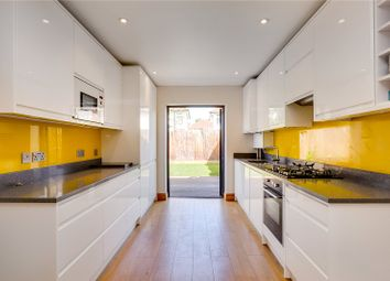 Thumbnail 3 bed terraced house for sale in Stillingfleet Road, London