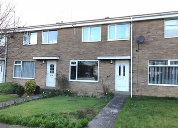 Thumbnail 3 bed terraced house to rent in Hazel Grove, Ellington, Morpeth