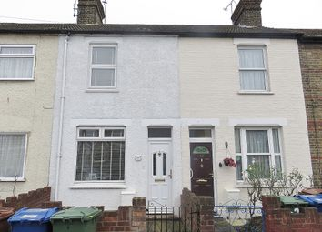 Thumbnail 3 bed terraced house to rent in Salisbury Road, Grays