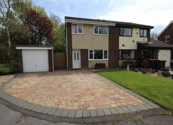 Thumbnail 3 bed semi-detached house for sale in St. James Gardens, Leyland
