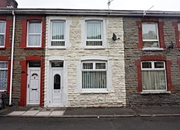 Thumbnail 2 bed terraced house for sale in Partridge Road, Abertillery