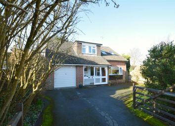 Thumbnail 4 bed detached house to rent in Ilkley Road, Caversham Heights, Reading