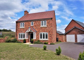 Thumbnail 4 bed detached house for sale in Saxon Field, Shefford