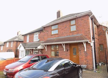 Thumbnail 3 bedroom semi-detached house to rent in South Oval, Dudley