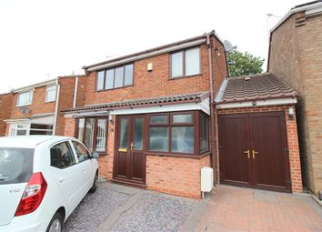 Thumbnail 3 bed detached house for sale in Pheasant Field Drive, Spondon, Derby