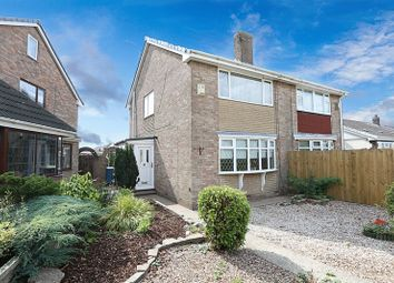 Thumbnail 2 bedroom semi-detached house for sale in Clarondale, Hull