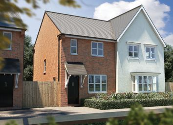"Thumbnail 2 bedroom end terrace house for sale in ""The Hindhead"" at Penny Lane, Amesbury, Salisbury"