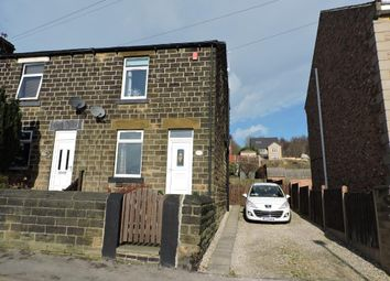 Thumbnail 2 bed end terrace house for sale in New Road, Staincross, Barnsley