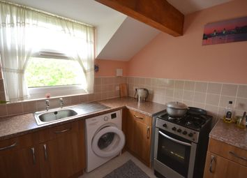 Thumbnail 2 bed flat for sale in Rainsborough Crescent, Northampton