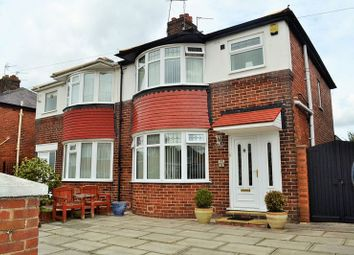 Thumbnail 3 bed semi-detached house for sale in Sussex Road, Maghull, Liverpool