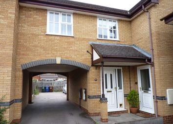 Thumbnail 1 bed terraced house to rent in Merganser Drive, Bicester