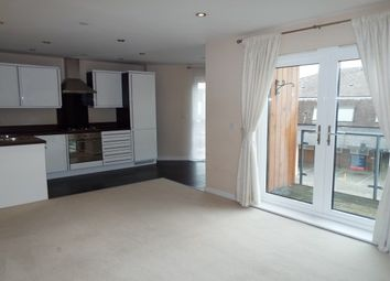 Thumbnail 2 bed flat to rent in Lyons Crescent, Tonbridge