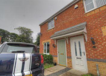 2 bed semi-detached house for sale in Halvergate Close, Havelock Park, Sunderland SR4