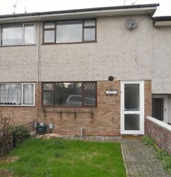 Thumbnail 2 bed terraced house to rent in Pant-Y-Celyn Road, Llandough, Penarth