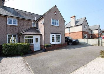 Thumbnail 3 bed semi-detached house for sale in Bron Coed, Mold, Flintshire