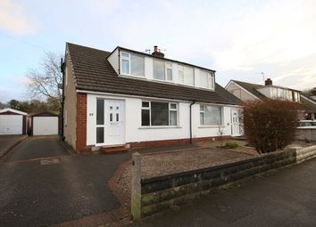 Thumbnail 2 bed semi-detached house for sale in Fulwood Drive, Morecambe