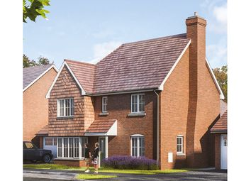"Thumbnail 4 bed property for sale in ""The Aspen"" at Wren Drive, Finberry, Ashford"