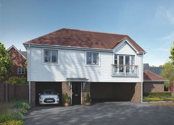 Thumbnail 2 bed flat for sale in Manley Boulevard, Holborough Lakes, Snodland, Kent