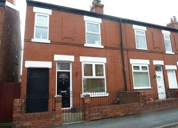 Thumbnail 3 bed end terrace house to rent in Hazel Street, Hazel Grove, Stockport